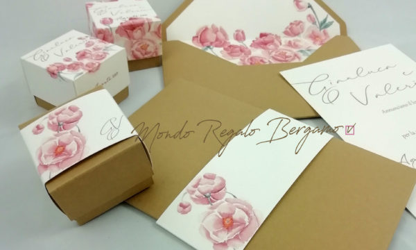 WEDDING STATIONERY ROSE